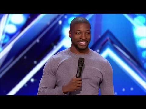 Preacher Lawson funniest jokes on America's Got Talent