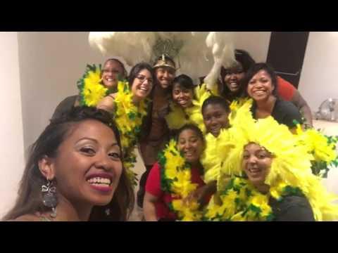 Evjf samba enterrement de vie de jeune fille insolite original à Paris Brésil