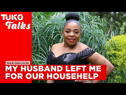 My husband left me for our househelp - Justina Syokau of Twendi Twendi   Tuko Talks   Tuko TV