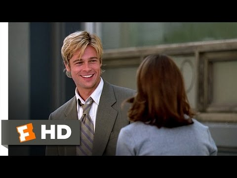 Claire Forlani - Meet Joe Black Movie Clip - watch all clips http://j.mp/wgs32i click to subscribe http://j.mp/sNDUs5 Susan (Claire Forlani) and a young man (Brad Pitt) share...