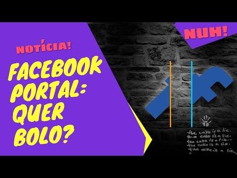 Facebook Portal: utilidade ou espionagem? - NUH! #notícia