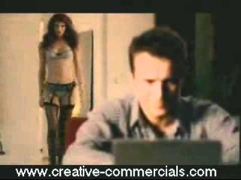 Banned Creative Commercial of Sony Vaio Notebook.flv