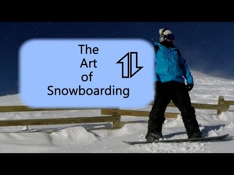 The Art of Snowboarding