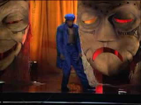 eddie griffin- voodoo child (aliens and michael jackson!)