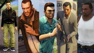 Video TOP 10 GRAND THEFT AUTO Protagonists Ranked WORST to BEST! MP3, 3GP, MP4, WEBM, AVI, FLV September 2018