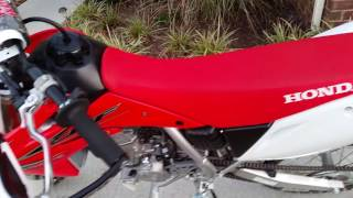 8. 2016 crf150r expert review