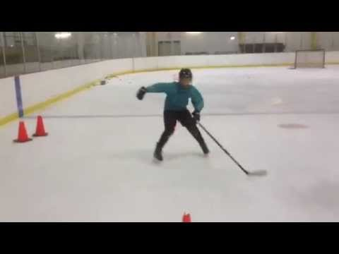 Hockey Skating Drill to Improve Speed – Pittsburgh, PA