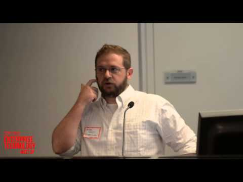 August 2013 NY Enterprise Technology Meetup - Quandora