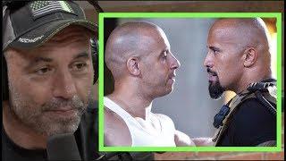 Joe Rogan on the Alleged Vin Diesel vs.The Rock Feud