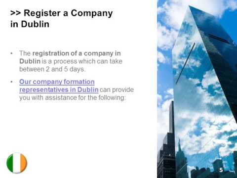 Company Formation Services in Dublin