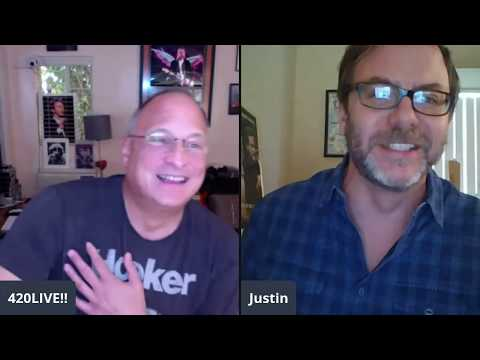 Justin Henry Talks Acting and More 420LIVE! Jeff Kravitz