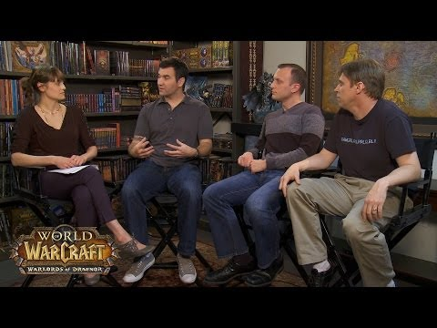 wow - In the latest episode of WoW Source, Morgan Webb sits down with Lead Encounter Designer Ion Hazzikostas, Lead Class Designer Kris Zierhut, and Senior Game Designer Brian Holinka to discuss...