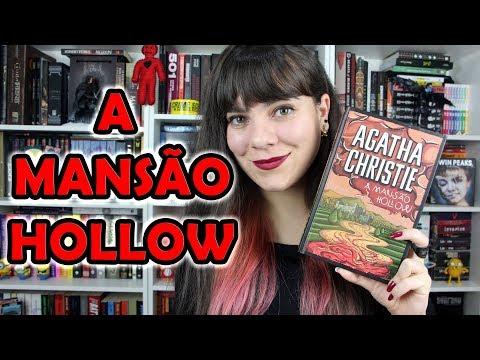 A Mansão Hollow - Agatha Christie [RESENHA]