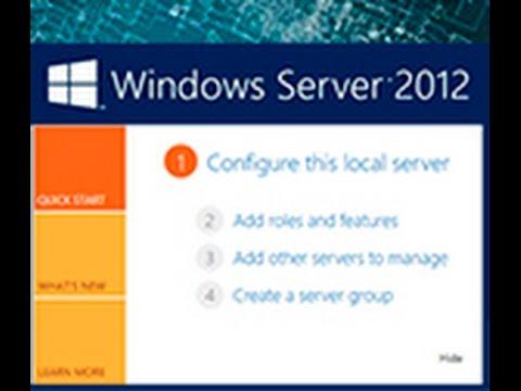 Windows server 2012 - NTP - настройка сервера времени (видео)