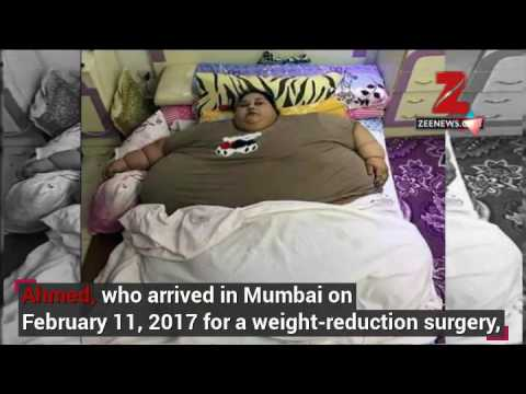 World's heaviest woman Eman Ahmed loses over 120 kg, may undergo weight loss surgery soon