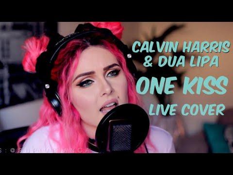 gratis download video - Calvin-Harris-Dua-Lipa--One-Kiss-Live-cover
