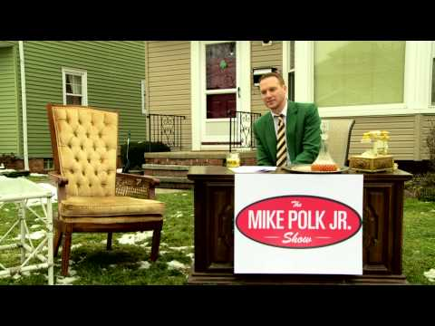 The Mike Polk Jr. Show: On Location At Ex-Girlfriend's House!