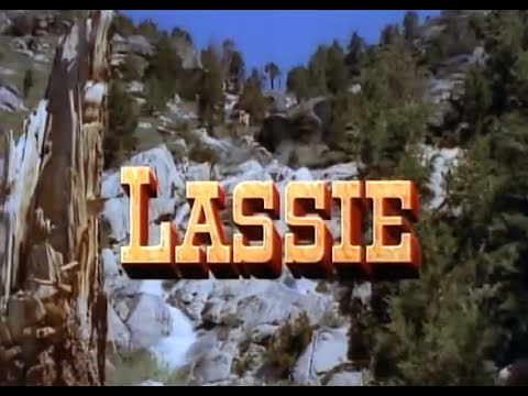 Lassie - The Painted Hills (1951), Full Length Family Western Movie