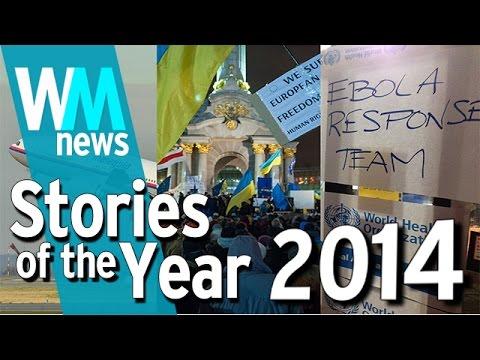 Top 10 zpráv ze světa roku 2014