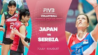 An amazing comeback was staged from Japan who were two sets down to Serbia and came back to beat the currently ranked...