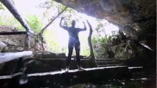 Lost wedding ring found!!! Cenote Diving in the Riviera Maya Finding Treasure underwater