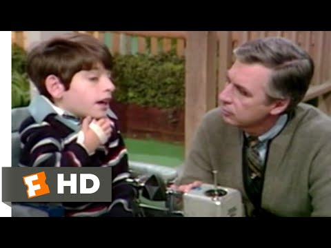 Won't You Be My Neighbor? (2018) - Mister Rogers & Jeff Erlanger Scene (8/10) | Movieclips