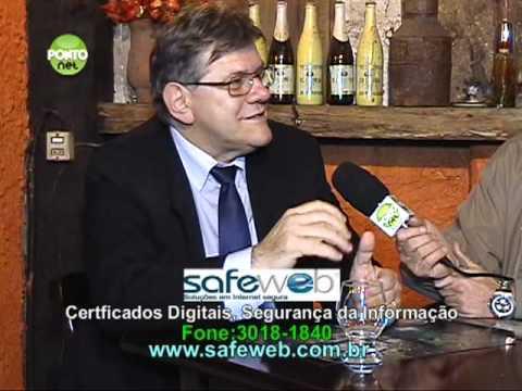 Entrevista com Luiz Carlos Zancanella, Diretor da Safeweb Ltda.