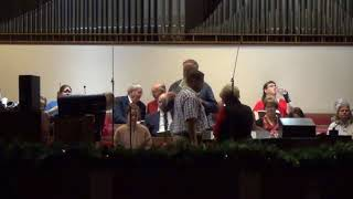 12/24/17 Adult Choir Christmas Cantata