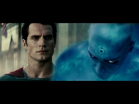 Superman vs Dr Manhattan FAN Trailer