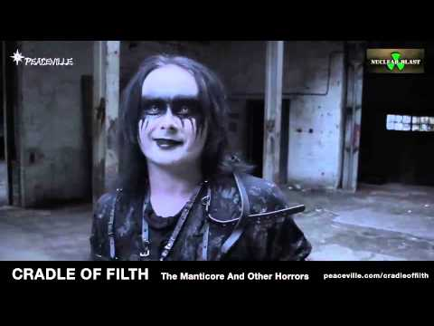 CRADLE OF FILTH - Dani Answers Questions about Touring (2012)