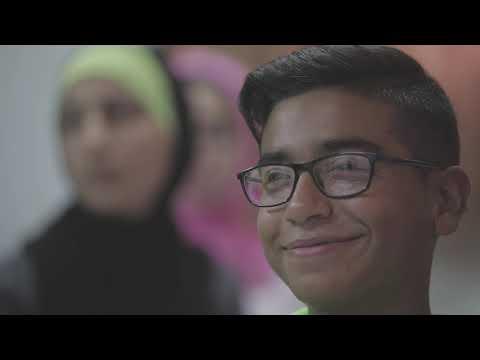مخيم اللغة الإنجليزية ضمن المرحلة التحضيرية والمخيمات الصيفية من برنامج بريدج فلسطين الفوج الثاني