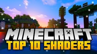 Introducing the Top 10 Minecraft Shader Packs! This video showcases the best shaderpacks, shaders and shaders mods for Minecraft 1.11.2, 1.11 and 1.10.2 in 2017! All these shader packs are in my opinion and I hope you will like them too!✔ SUBSCRIBE for More TOP 10s!► Be sure to support the video with a LIKE if you enjoyed it!Don't hesitate to leave a comment if you need help.DOWNLOAD SHADER PACKS:Acid Shaders: http://minecraftfive.com/acid-shaders-mod/Chocapic Shaders: http://minecraftfive.com/chocapic13s-shaders-mod/Super Shaders: http://minecraftfive.com/super-shaders-mod/Kuda Shaders: http://minecraftfive.com/kuda-shaders-mod/RudoPlays Shaders: http://minecraftfive.com/rudoplays-shaders-mod/Sonic Ether's Shaders: http://minecraftfive.com/sonic-ethers-unbelievable-shaders-mod/Edi's Shaders: http://minecraftfive.com/edis-shaders-mod/Continuum Shaders: http://minecraftfive.com/continuum-shaders-mod/MrMeepz Shaders: http://minecraftfive.com/mrmeepz-shaders-mod/Sildur's Shaders: http://minecraftfive.com/sildurs-shaders-mod/► Find more shaderpacks here: http://minecraftfive.com/category/minecraft-shaders-mods/Music by: Rameses BSong Title: Digidrophttps://www.youtube.com/user/RamesesBThanks for watching! Likes are greatly appreciated! Subscribe to be notified when my next video is live!
