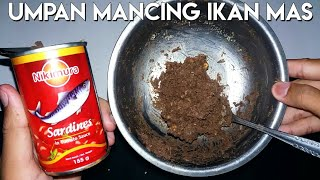 Download Video UMPAN SUPER MANCING IKAN MAS (DI JAMIN AMPUH) MP3 3GP MP4