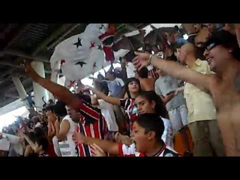 Video - Chacarita-River en La Plata. Entra la Famosa Banda. - La Famosa Banda de San Martin - Chacarita Juniors - Argentina