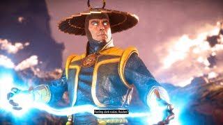MK11 Raiden ZAP ZAP on All Characters