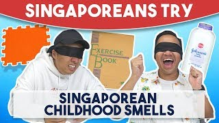 Video Singaporeans Try: Singaporean Childhood Smells MP3, 3GP, MP4, WEBM, AVI, FLV November 2018