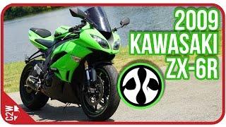 2. JoeGo101's Kawasaki ZX-6R | First Ride