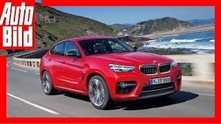Zukunftsaussicht: BMW X4 (2018) by Auto Bild