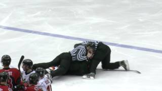 Cyclones TV: Highlights 3/4 vs Adirondack