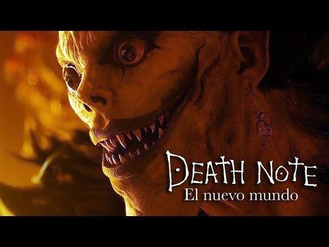 Death Note: el Nuevo Mundo - Trailer español?>