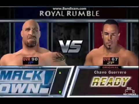 WWE PAIN ROYAL RUMBLE