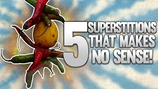 5 INDIAN SUPERSTITIONS THAT MAKE NO SENSE !