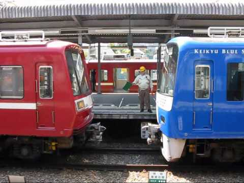 Bトレ京急2100形・新1000形6次車
