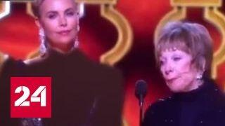"""Против нескромностей: иранское ТВ """"приодело"""" участниц церемонии """"Оскар"""""""