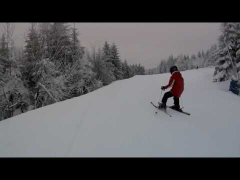 Ski Ještěd červená 4