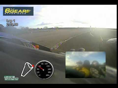 High Speed Lap in an Ariel Atom with Trackdays.co.uk