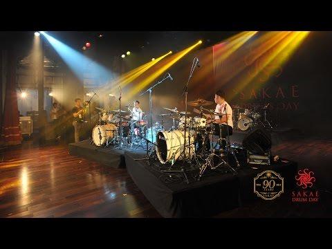 SAKAE DRUM DAY 2015 - Hiroyuki Noritake feat Kenny Eliezer (Shed Session)