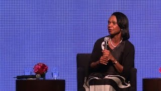 Condoleezza Rice has 'had her fill of politics'