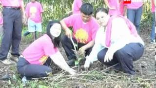 Love the King, Preserve Bangsaphan, 5 December 2012 Sahaviriyia-Bangsaphan Community Do Good Deeds for H.M. The King