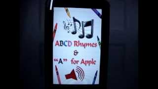 Learn ABC - Song and Words YouTube video
